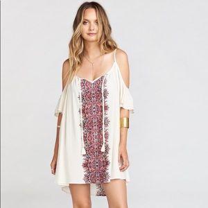 Show me your mumu Bonnaroo Dress Island Fever L